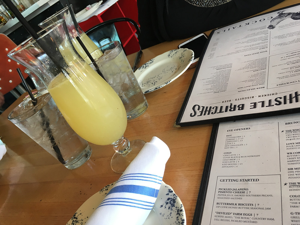 Is it a mimosa? Or is it a hurricane?