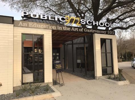 Get Schooled in Brunch 101 at Public School 972
