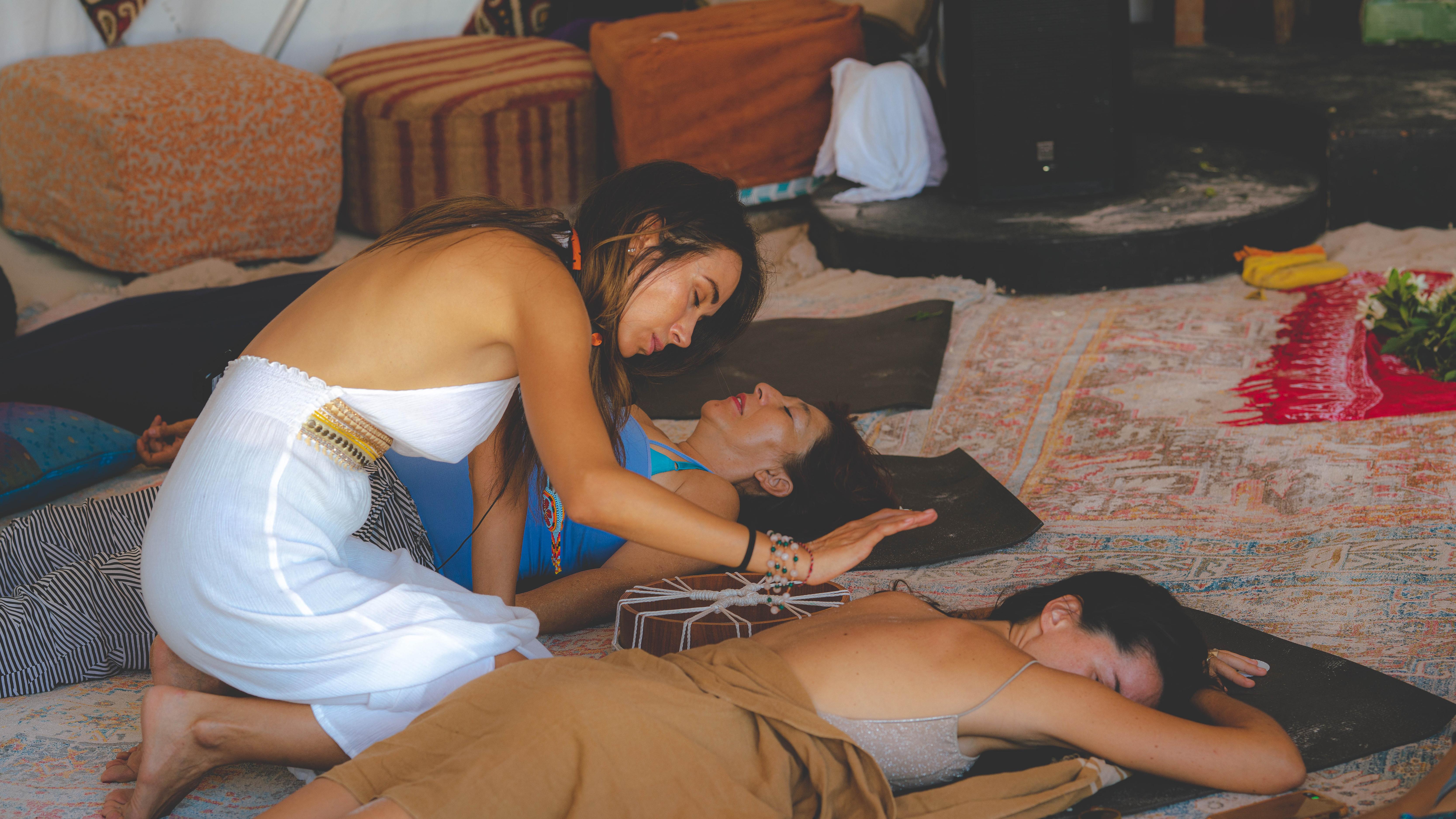 Breathwork + ThetaHealing + Meditation