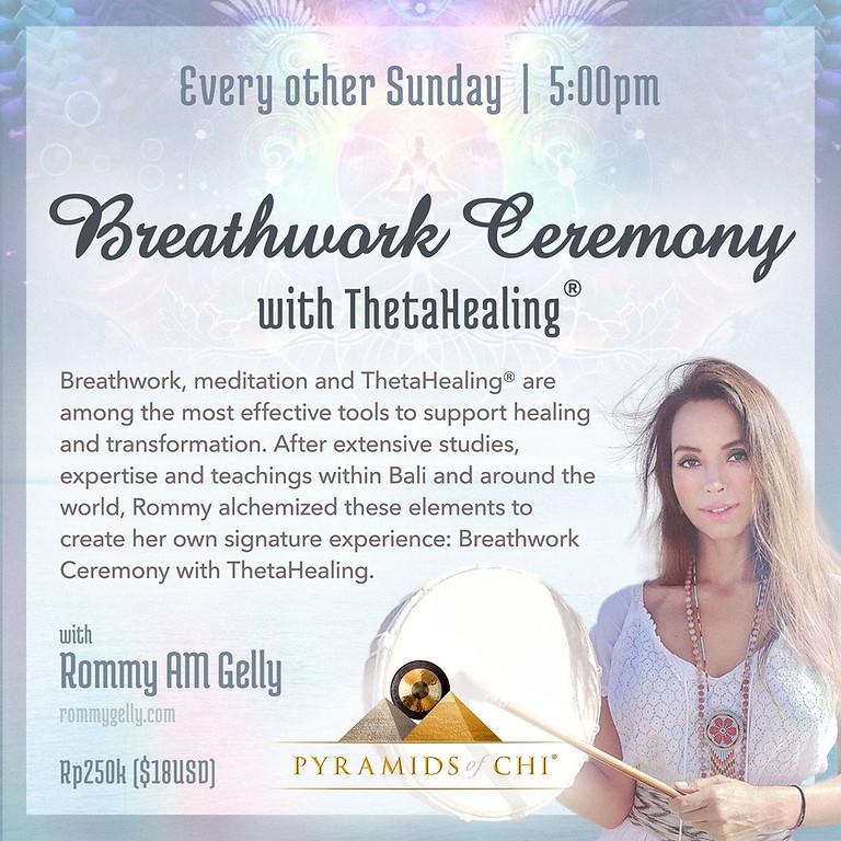 Breathwork Ceremony with ThetaHealing®