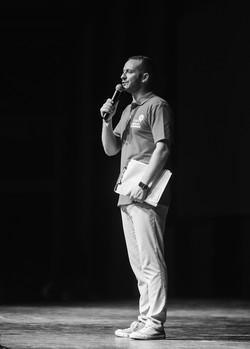 Ведущий Шевельков Александр (28)