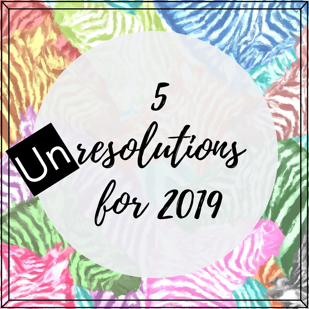 pastel and colorful zebras, resolutions for 2019