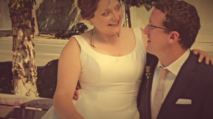 A Quirky Lil Wedding Video To Bring You A Smile