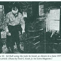J. Edmund Bull-Founder of Steppingstone