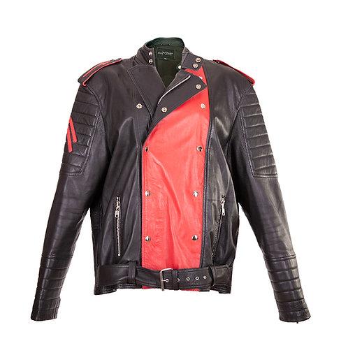 Two Tone Moto Jacket