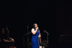 Performing at Tanna Hall (McGill University)