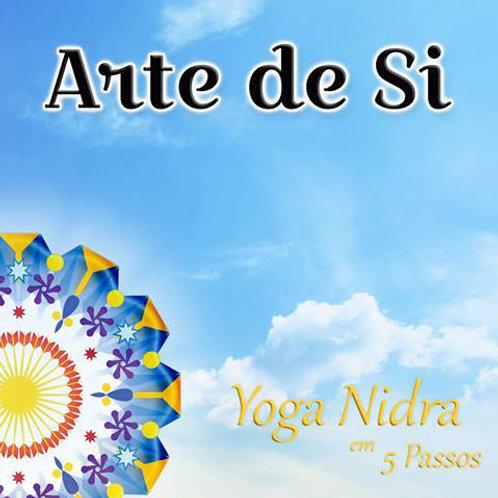 CD Yoga Nidra em 5 Passos