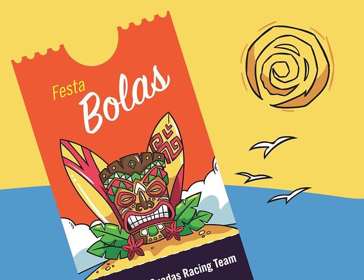 INGRESSO FESTA 8 ANOS BSRT