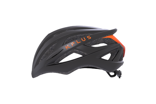 KPLUS Helmet VITA - Matte Black