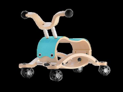 Wishbone Mini-Flip Racer - Aqua