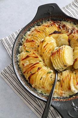 גראטן תפוחי אדמה בתבנית אחת!