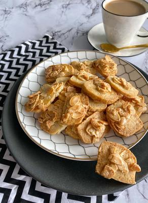 עוגיות דאבל שקדים