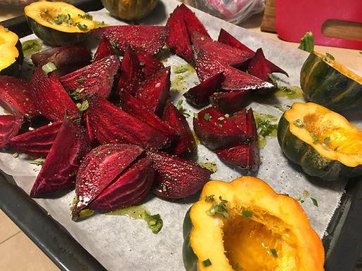 ירקות אנטיפסטי עם טריק מקפיץ