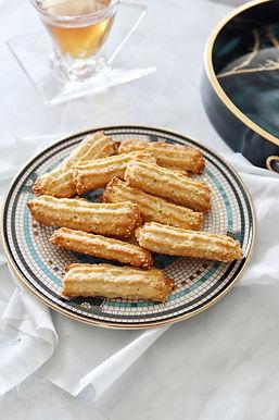 עוגיות מרוקאיות מזולפות