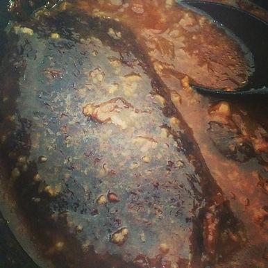 אושי סבו – חמין אורז בוכרי