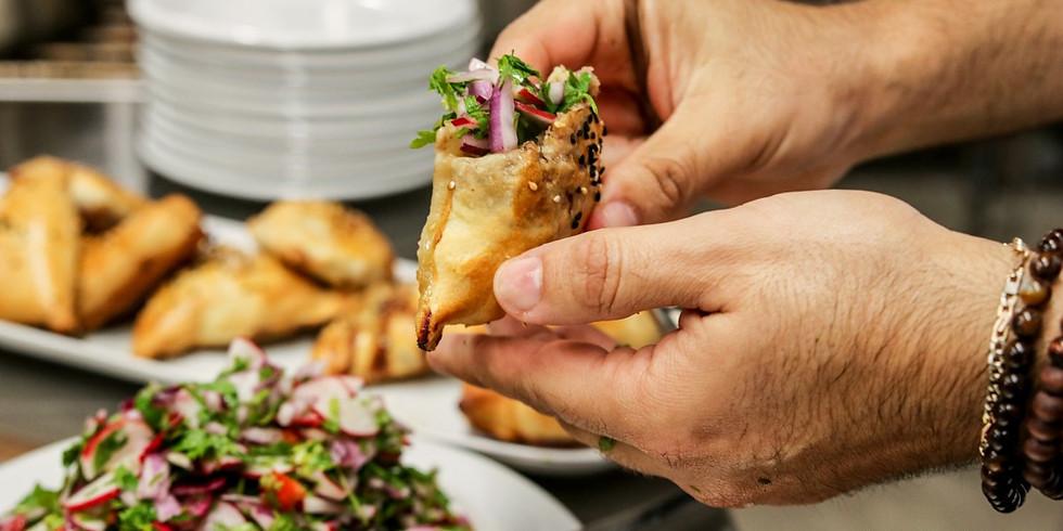 סדנת בישול - מטבח שוק בוכרי (חדשה)
