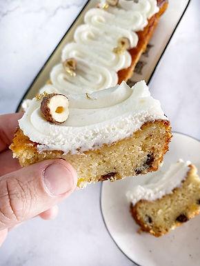 עוגת בננות בחושה עם שוקולד צ'יפס ללא גלוטן