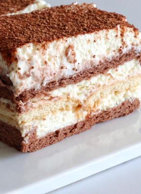עוגת ביסקוויטים שוברת מיתוסים