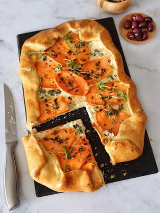 מאפה גאלט גבינות ובטטה