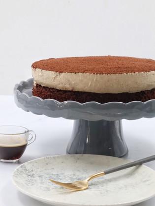 עוגת שוקו מוקה קלה להכנה