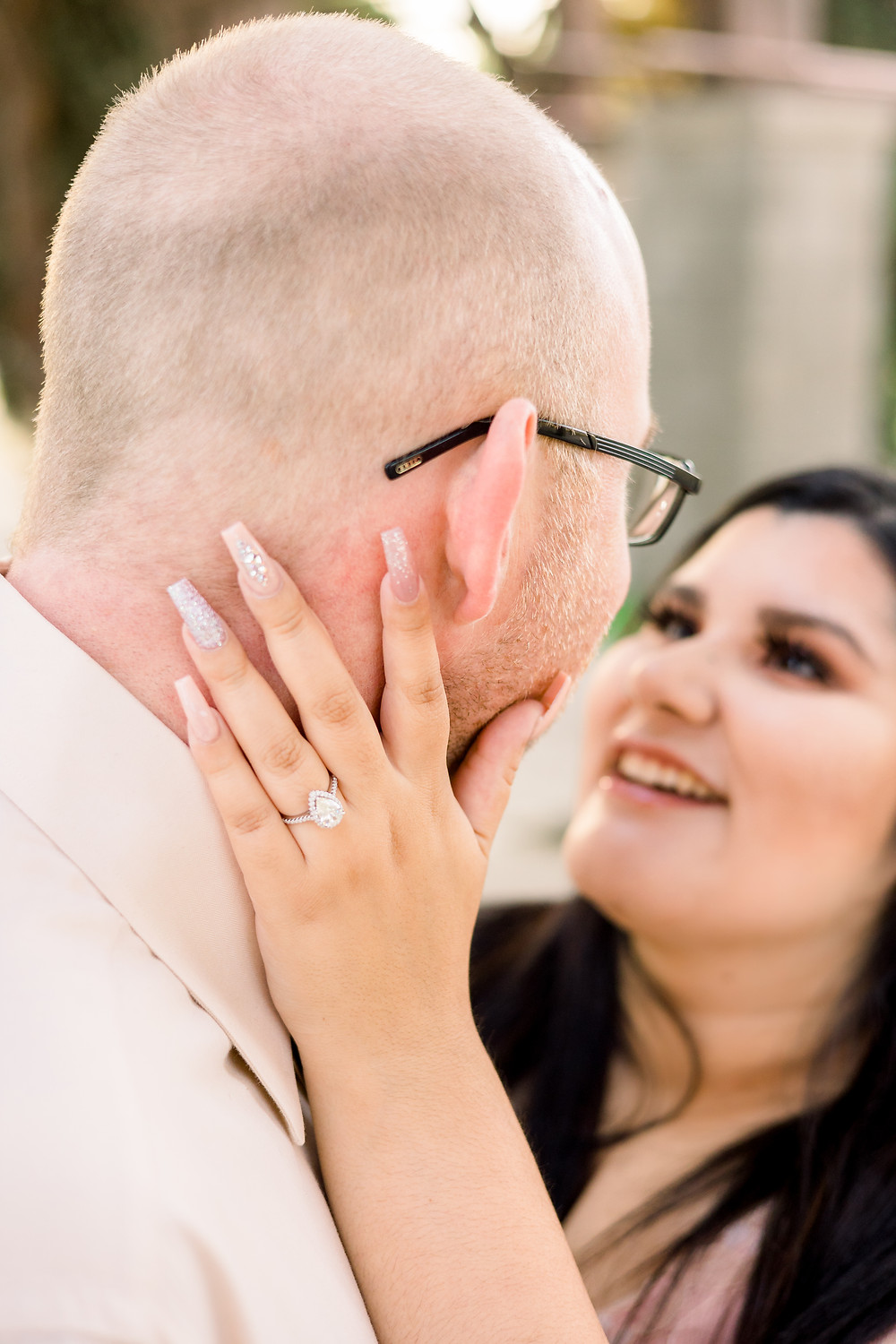 Engagement session by Ashley Norton Photography in Fresno, CA
