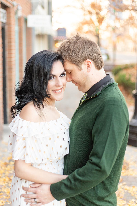 Lifestyle session by Clovis couples photographer Ashley Norton.