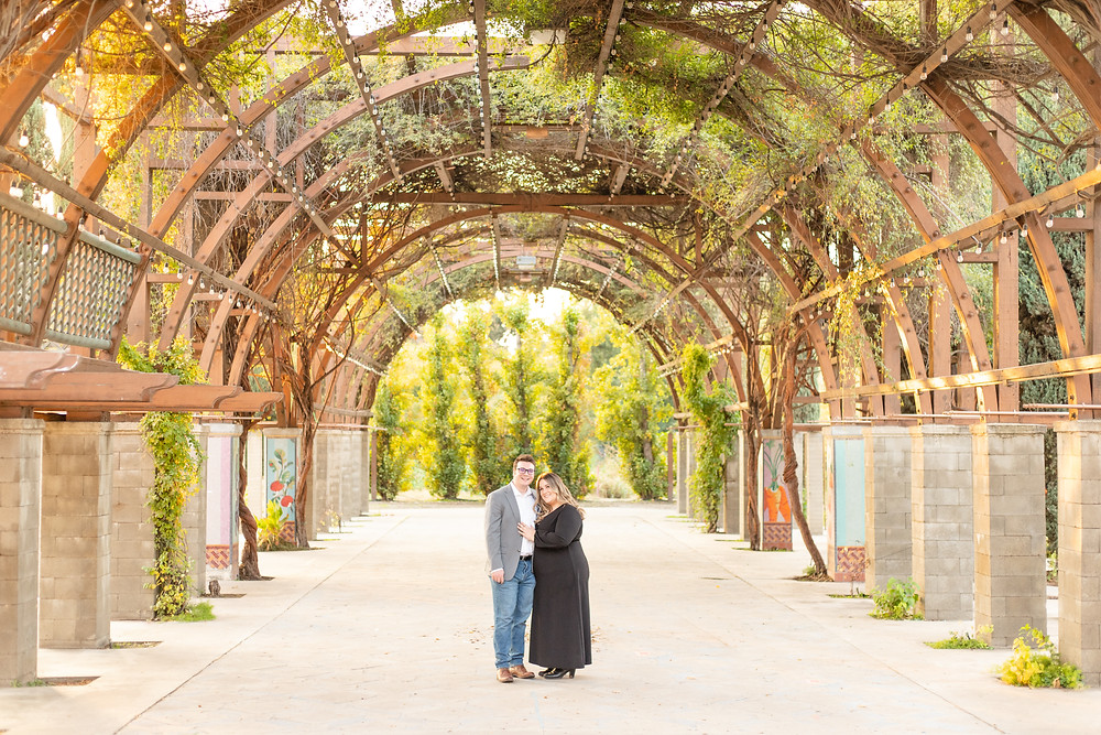 A couples session by Ashley Norton Photography in Fresno, CA.
