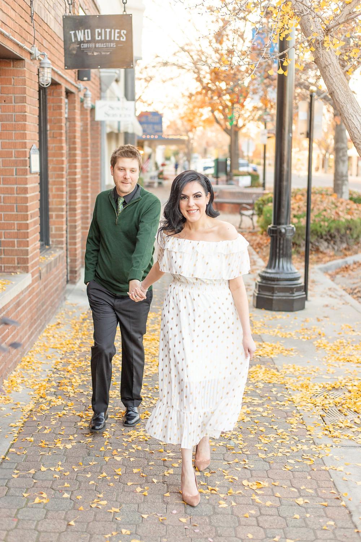 Lifestyle session by Fresno couples photographer Ashley Norton.