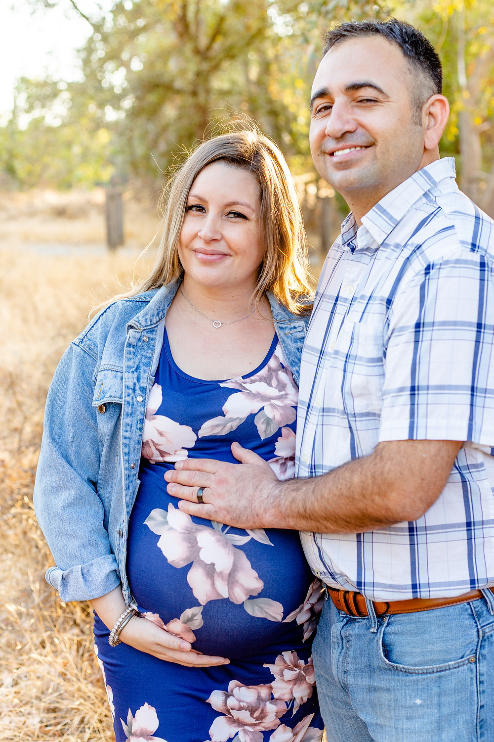 Lifestyle session by Central Valley maternity photographer Ashley Norton.