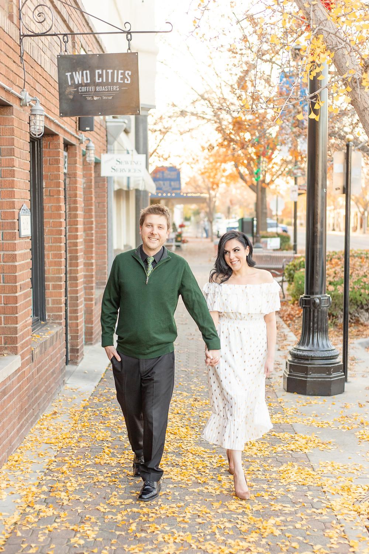 Portraits by Clovis couples photographer Ashley Norton.
