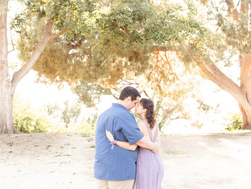 Christina & Brian's Adoption Family Session | Fresno, CA