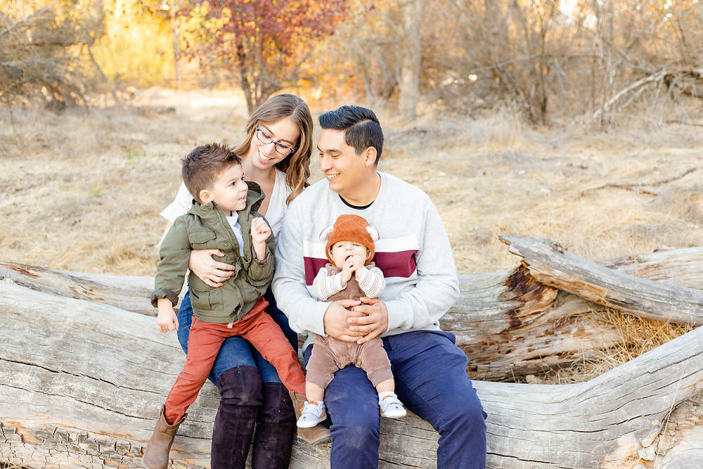 A portrait session by Fresno family lifestyle photographer Ashley Norton.