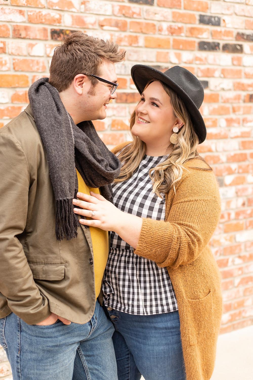 A couples session by Clovis photographer Ashley Norton.