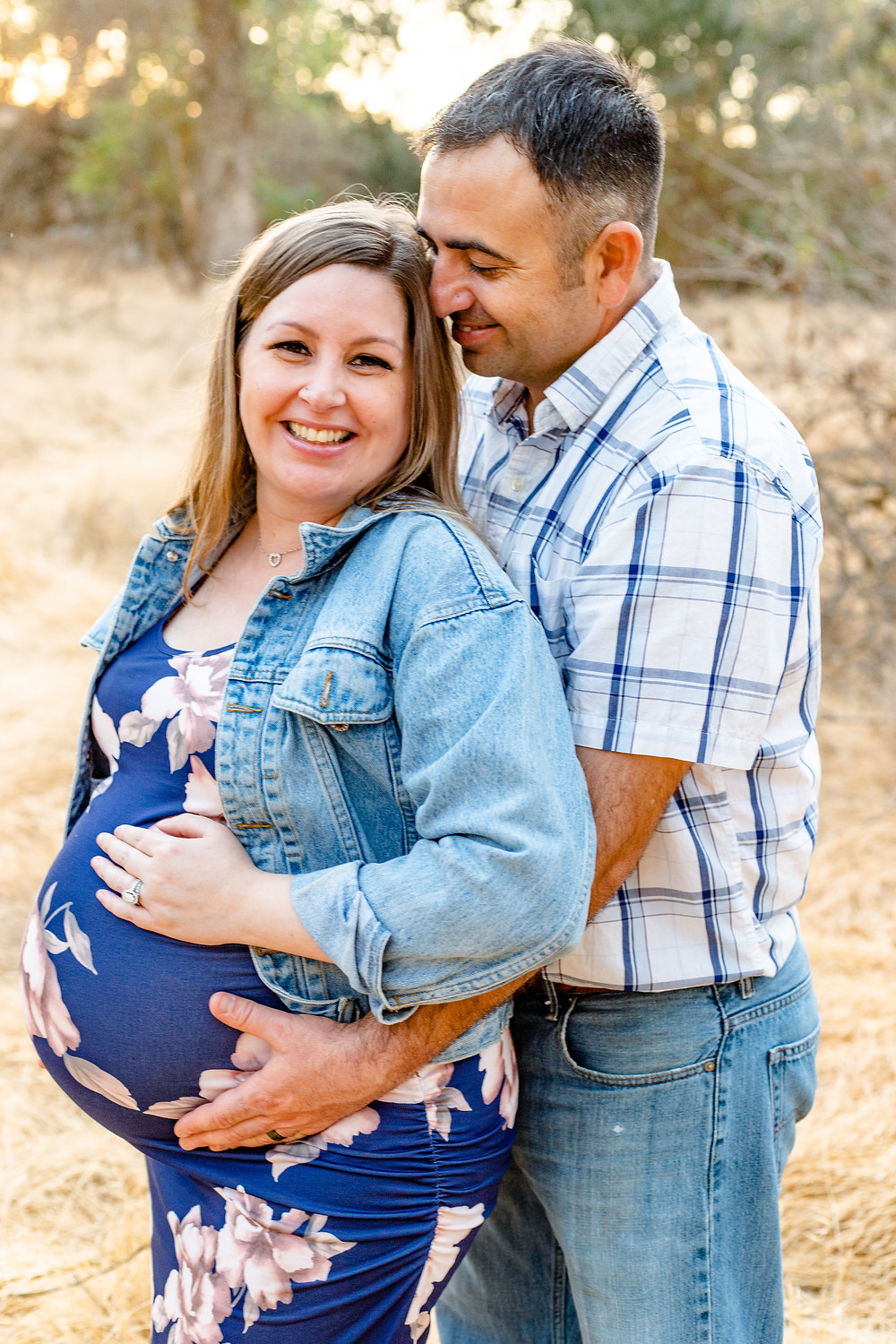 Lifestyle session by Clovis family and maternity photographer Ashley Norton.
