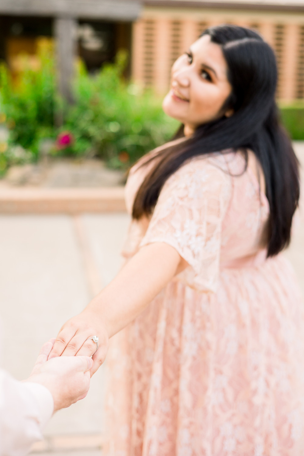 Engagement photography in Fresno, California by Ashley Norton Photography