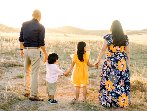 The Cangcos Family Session    Millerton Lake, CA