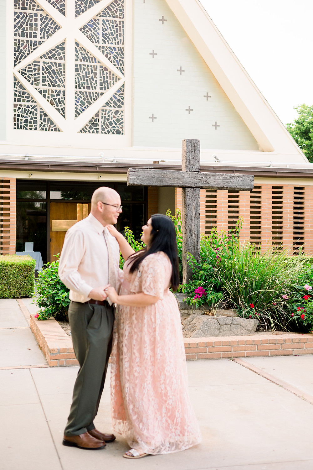 Engagement photography in Fresno, CA by Ashley Norton Photography