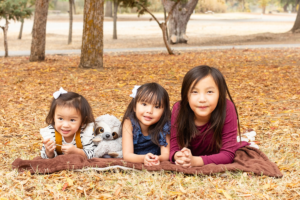 A family session by Ashley Norton Photography in Fresno, CA.