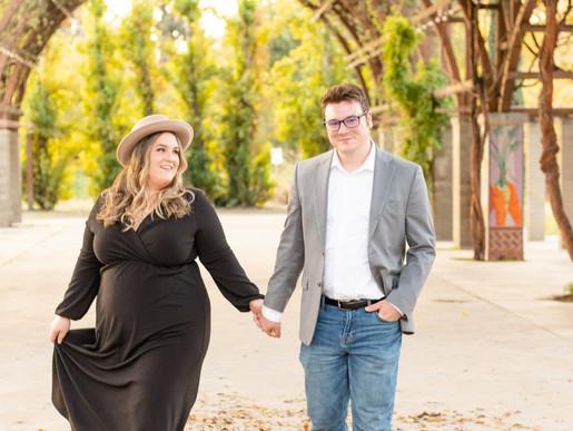 Felicity & Stephen's Anniversary Session | Clovis, CA