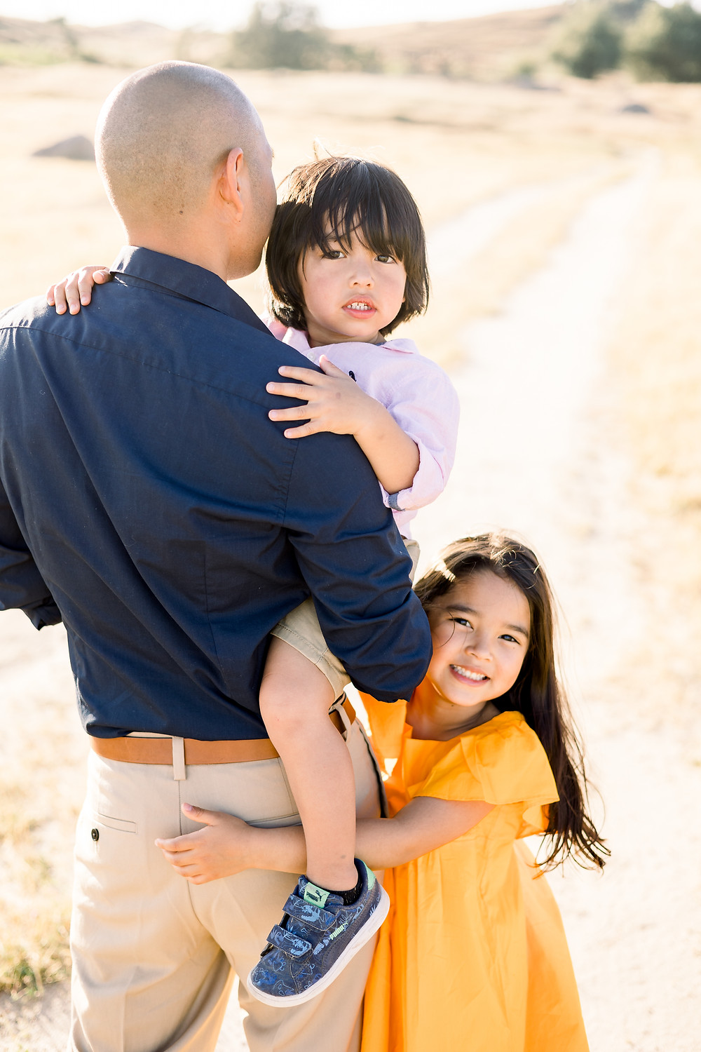 Ashley Norton Photography does a family session in Central Valley, CA.