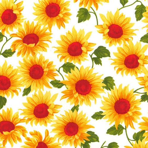Sunflower 100% Cotton Rose & Hubble - NEW