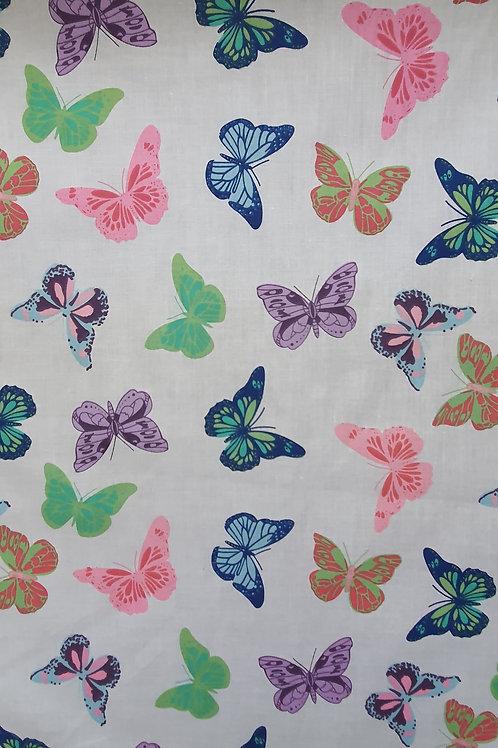 Butterfly Polycotton