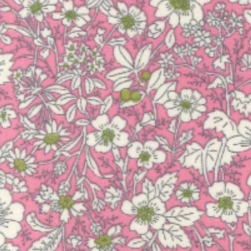 Ditsy Pastel Floral 100% Cotton Rose & Hubble - NEW