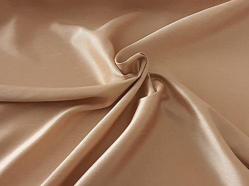 Shantung Silk - ANT GOLD