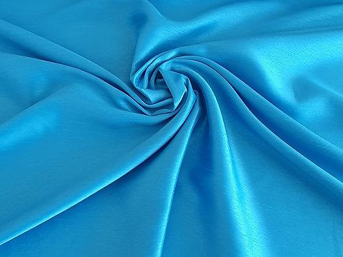 Shantung Silk - TURQUOISE
