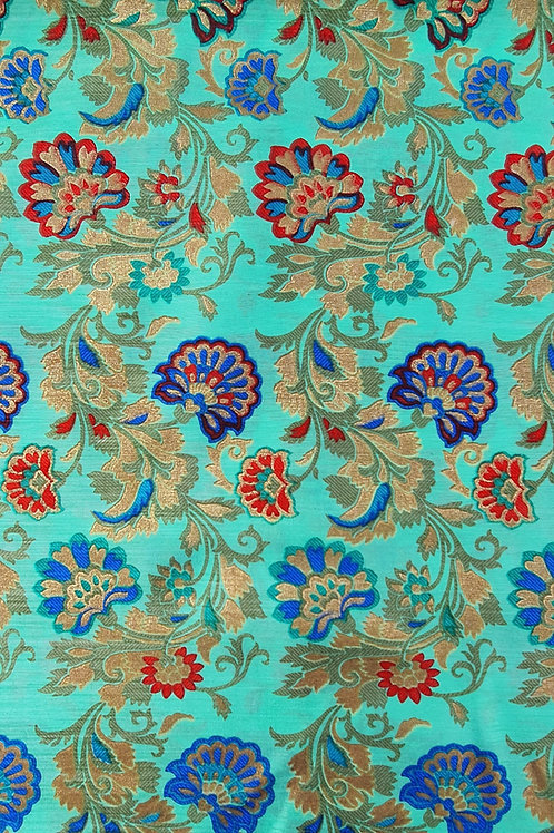 Multicolour Exotic Hangama Silk Foil