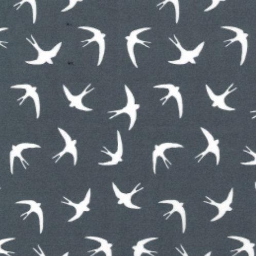 Swallow Birds 100% Cotton Rose & Hubble - NEW