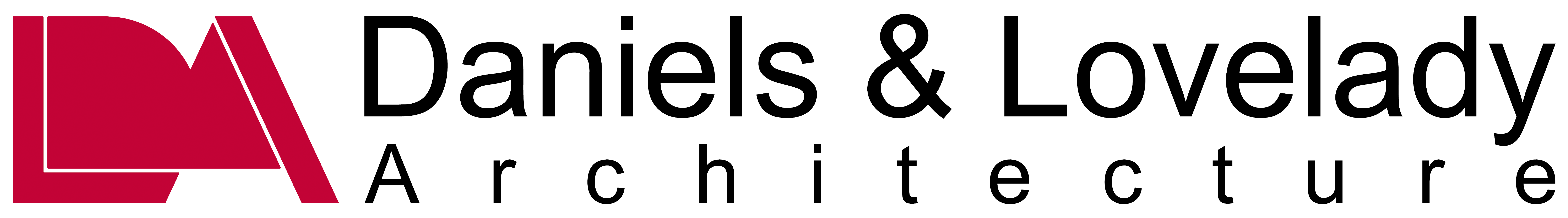DLA Logo - Daniels & Lovelady Architecture