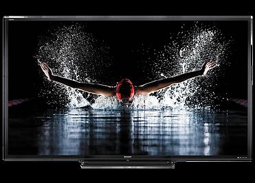 "90"" TV Monitor"