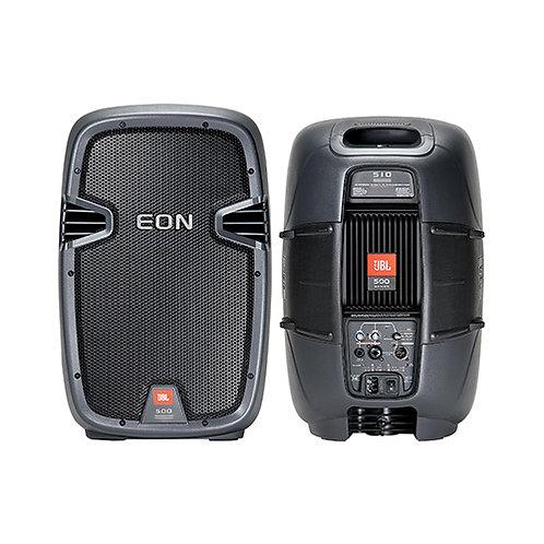 JBL EON510 Active Speaker (PAIR)